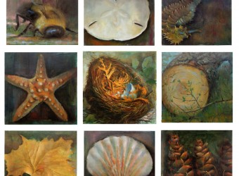 Terra Mater, Earth, paintings of nature for sale