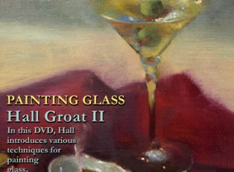 Glass Oil Painting Techniques DVD Demonstrations