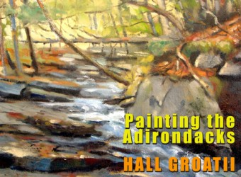 Landscape Painting Techniques DVD, Adirondacks Stream