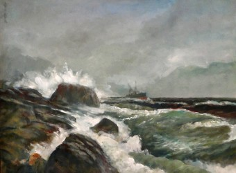 Rockport, Maine, Marine Paintings Gallery