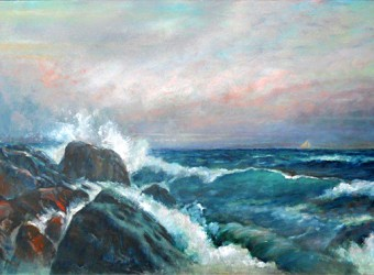 Kennebunkport Maine, Marine Painting Sales