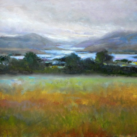 Ring of Kerry Oil Painting