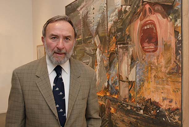 Jerome Witkin, American Artist Interview