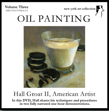 Learn Oil Painting Video Lessons - Oreo Cookies